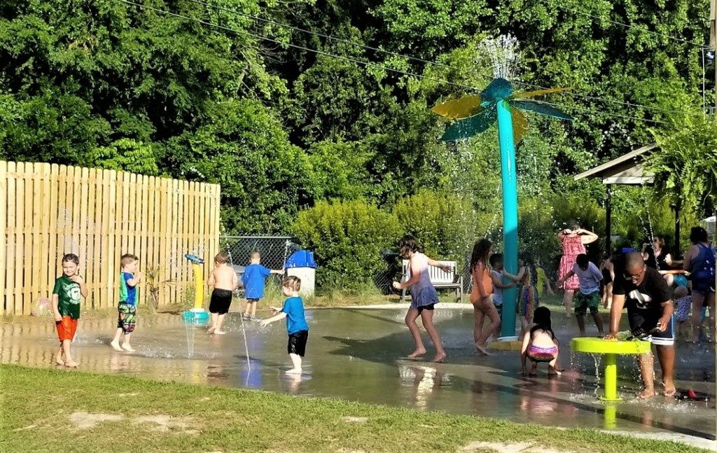 Springdale Splash Pad will close for the season Sept. 8