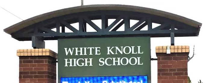 White Knoll High student charged after threat