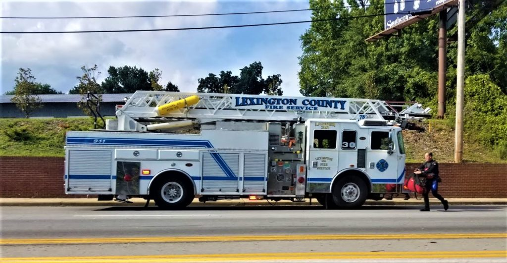 Lexington County Fire Service personnel will carry, Narcan for opiod overdoses