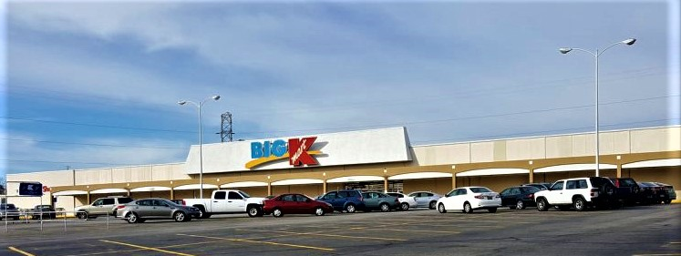 West Columbia K-Mart to close