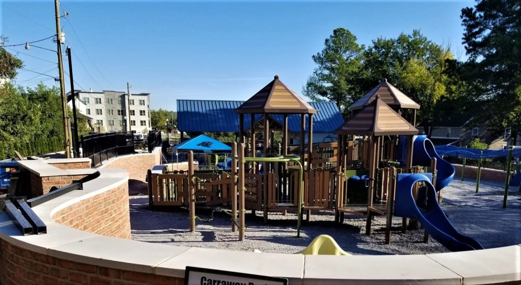West Columbia's Carraway Park at the Riverwalk Ribbon-Cutting is Oct. 30