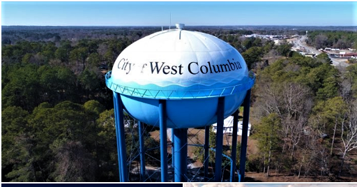 West Columbia water is safe, but may smell different