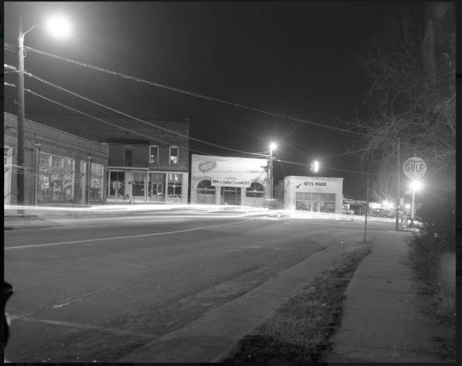 West Columbia posts historical photo of State St.