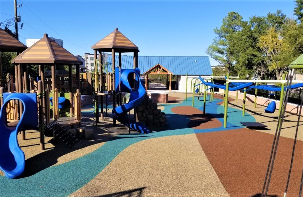 Parents of kids of all abilities anticipate opening of West Columbia's Carraway Park at the Riverwalk