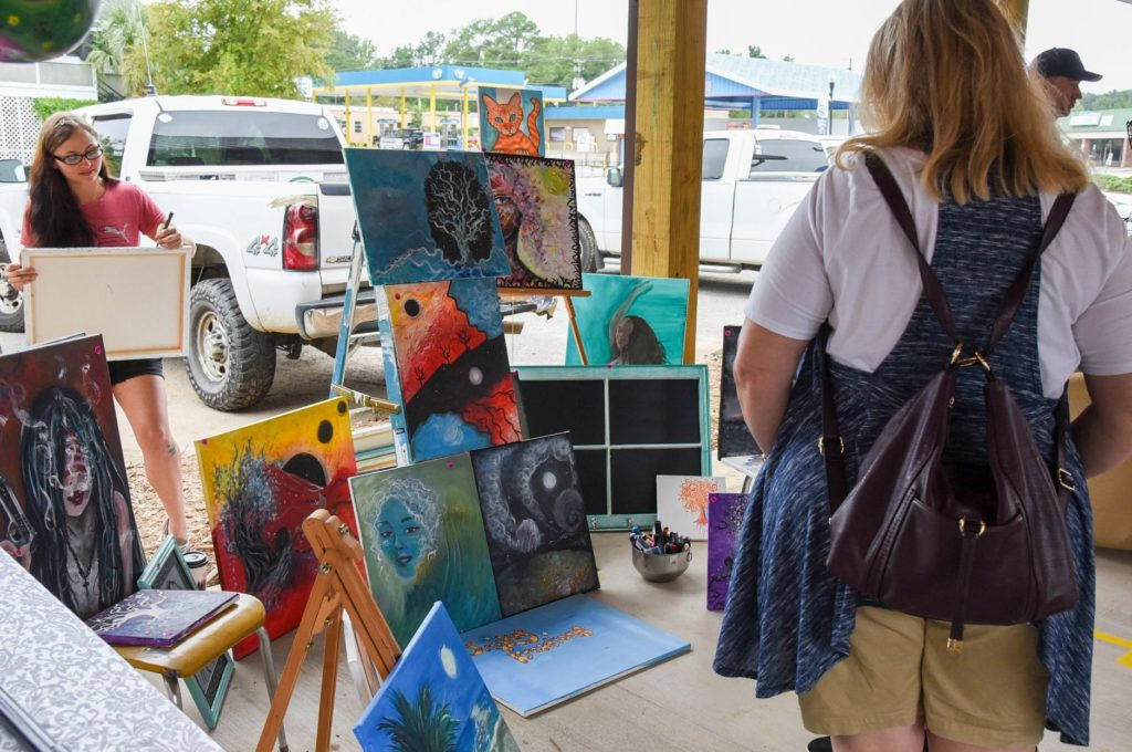 West Columbia's Artisan Market an irresistible attraction