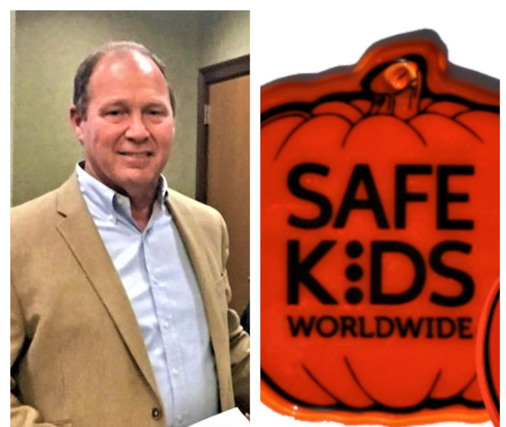 West Columbia Police Chief Dennis Tyndall says make  Halloween safety a priority