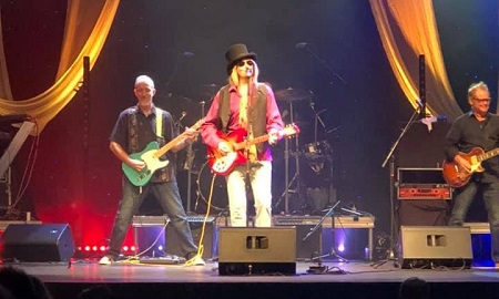 Tokyo Joe performs Tom Petty Tribute live at SC State Fair Friday at 7 p.m.