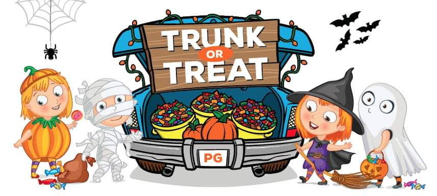 Providence Presbyterian Trunk Or Treat is Friday