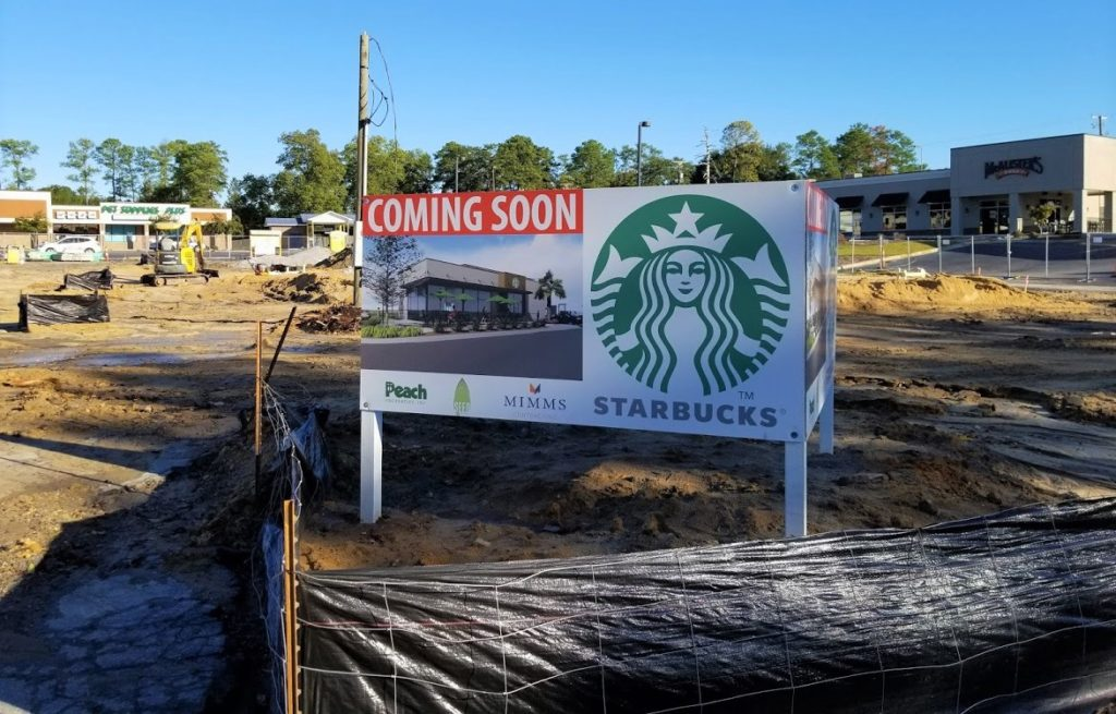 New Starbucks coming to West Columbia