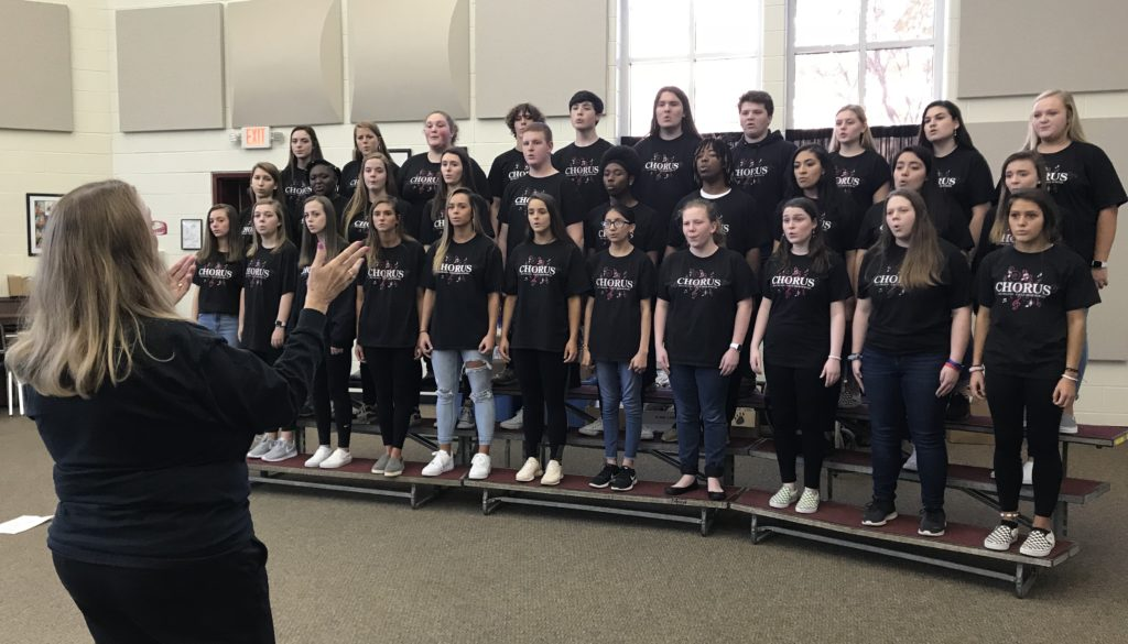 Brookland-Cayce Choir to perform at Disney Festival