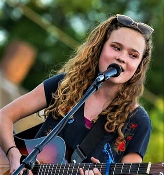 Emma Carter, teen sensation, shines through her music