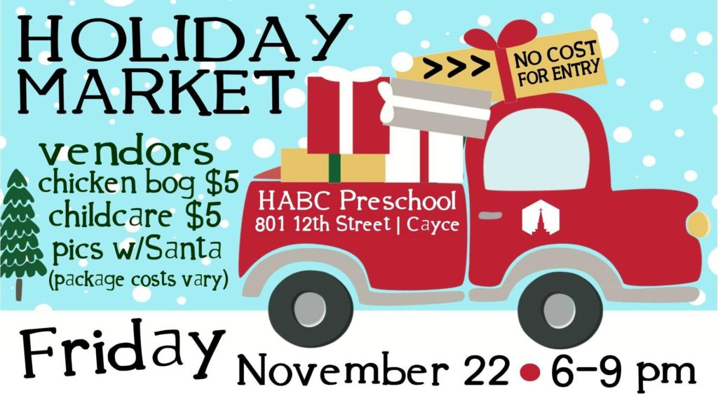 Holland Avenue Baptist Church Holiday Market is Friday