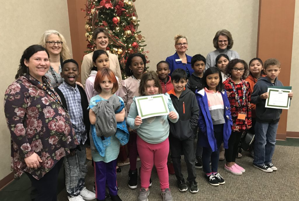 Cayce Elementary, Saluda River students raise funds to plant trees in West Columbia