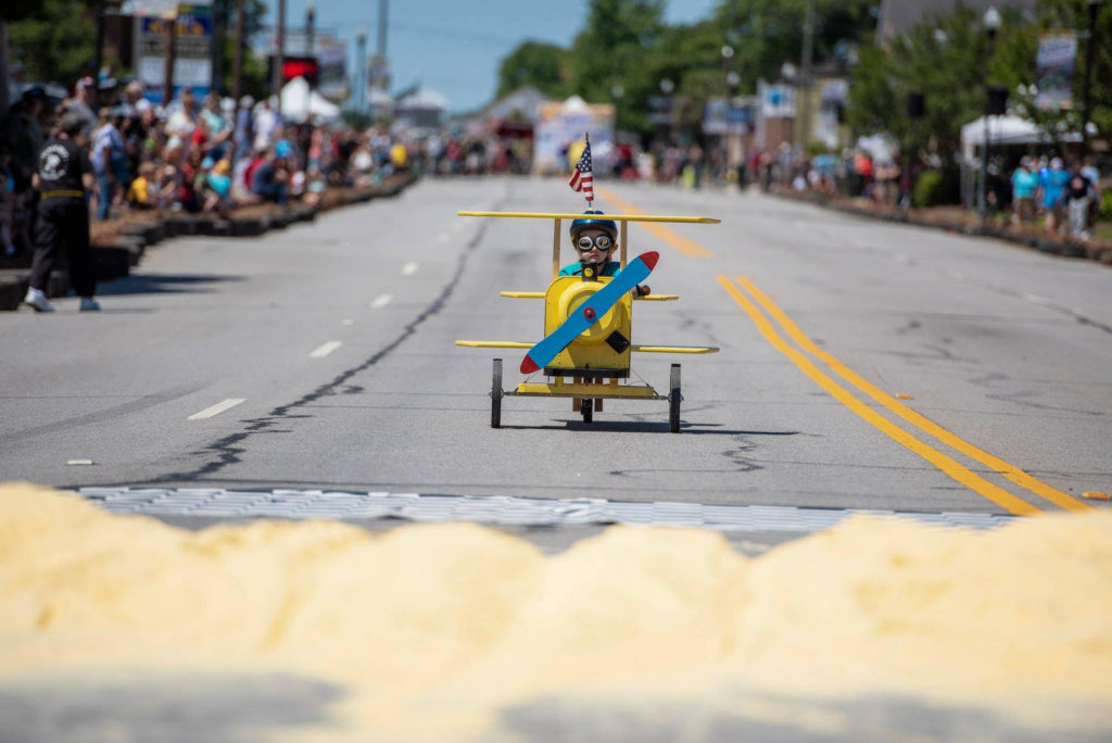 West Columbia's Kinetic Derby Registration is open