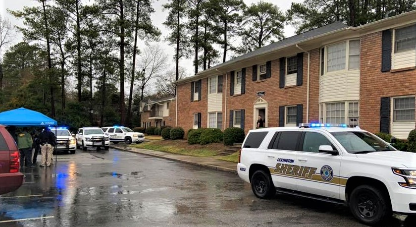 Columbia man charged in apartment triple homicide in Lexington County