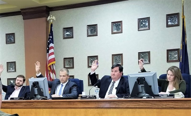West Columbia Mayor Tem Miles elected chairman, Jimmy Brooks elected Mayor Pro-Tem of City Council