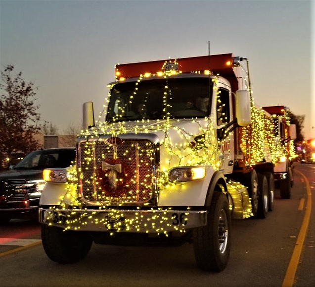 Holiday Parade of Lights winners announced