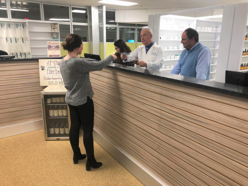 Nephron's Lou and Bill Kennedy open in-house pharmacy  for employees