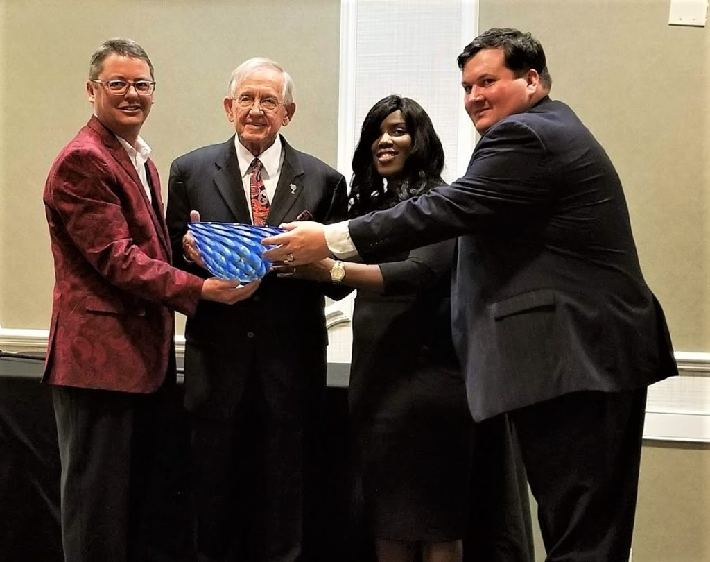 Bobby Horton receives Lifetime Achievement Award at Cayce- West Columbia Chamber dinner – Award Winners gallery
