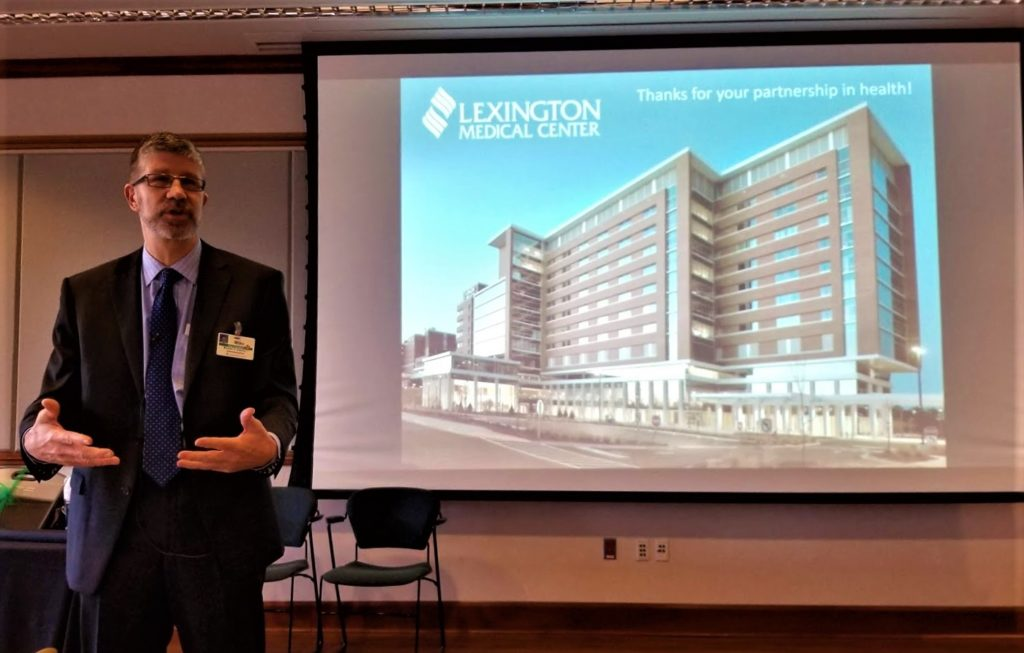 Lexington Medical Center boldly growing in 2020