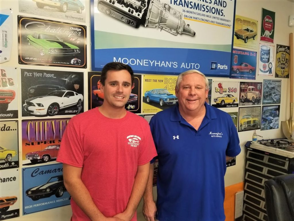 Mooneyhan's Auto Repair, more than 40 years in West Columbia