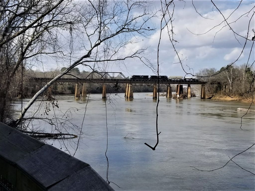 Flood warning issued for parts of the Congaree River
