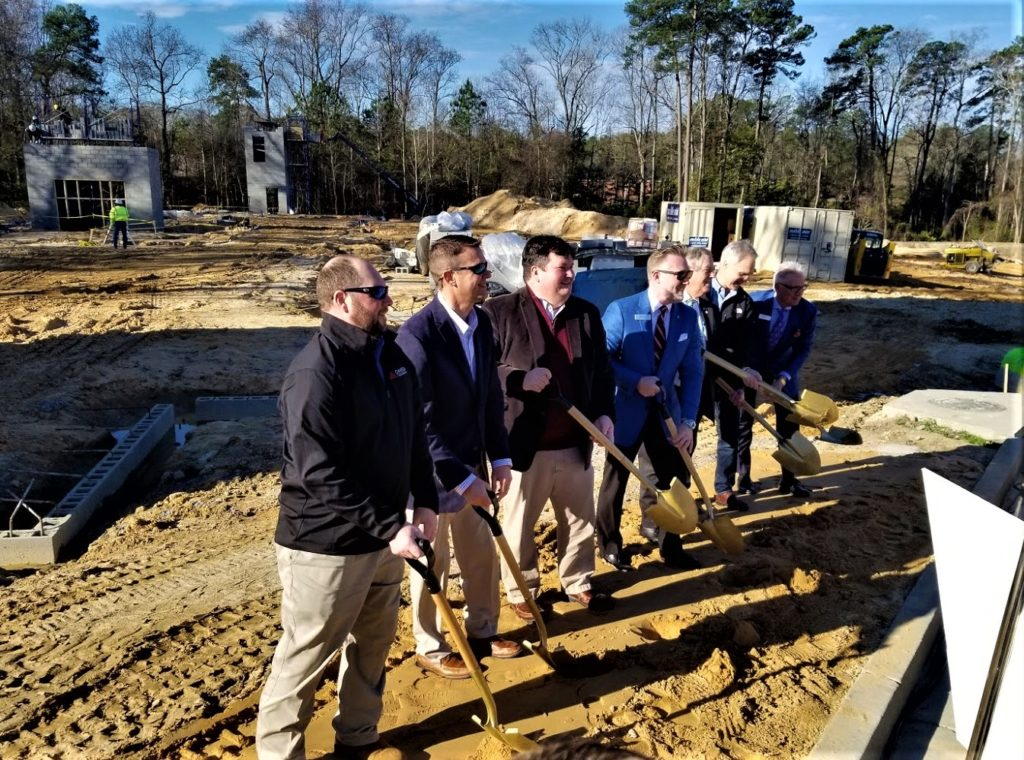 Ground broken on 111-room TownPlace Suites in West Columbia