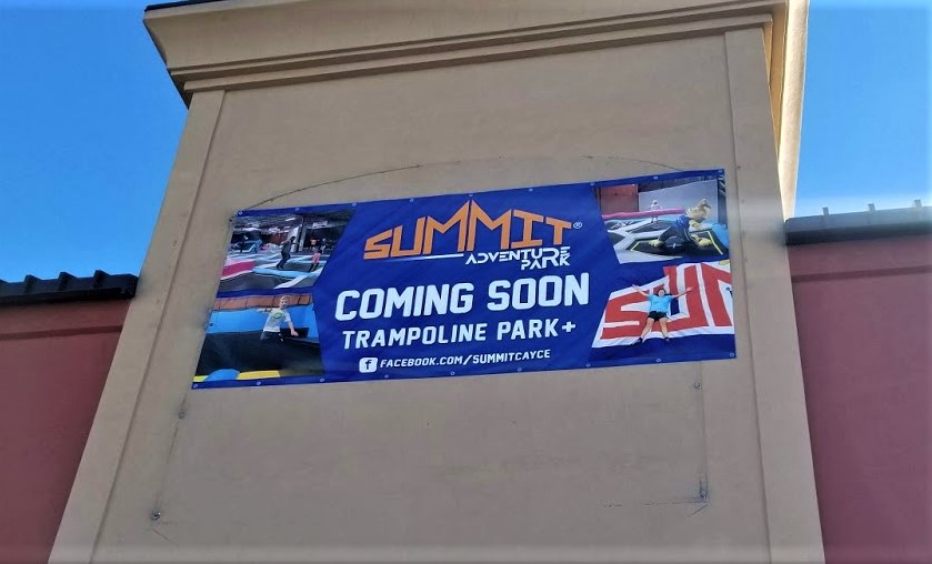 Summit Adventure trampoline park to open in Cayce