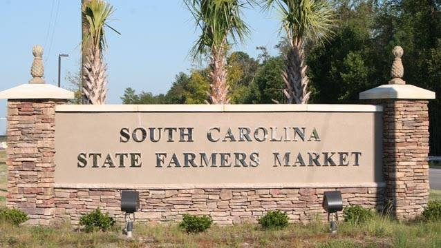 State Farmers Market  in West Columbia is open