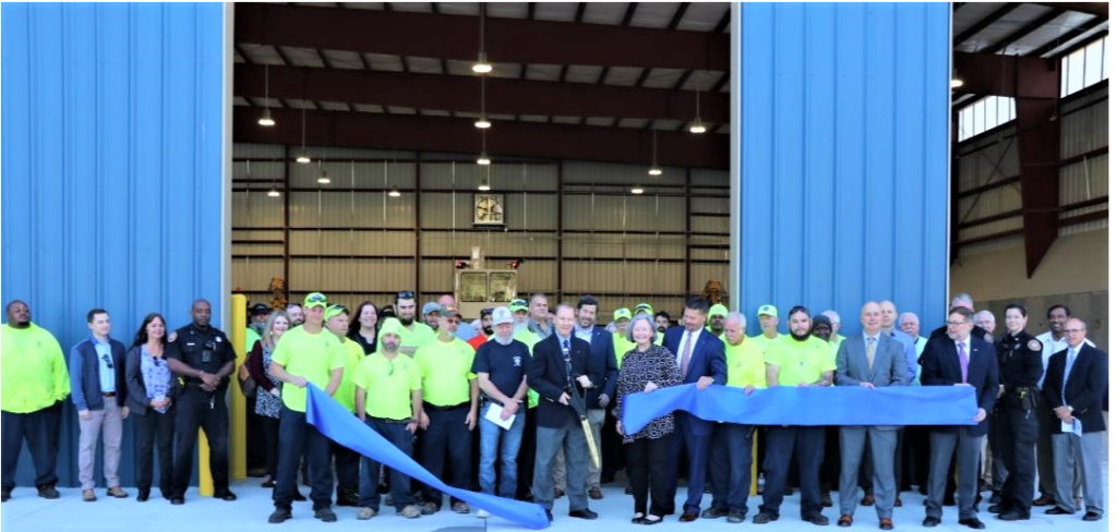 Lexington County cuts ribbon on Solid Waste Transfer Station