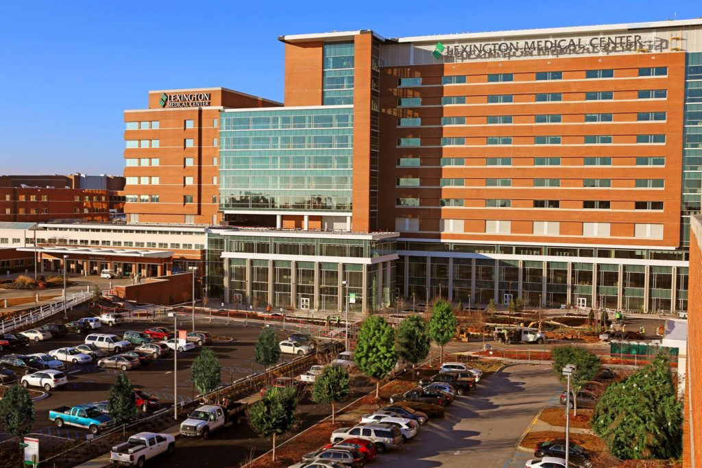 Lexington Medical Center not allowing visitors in most cases