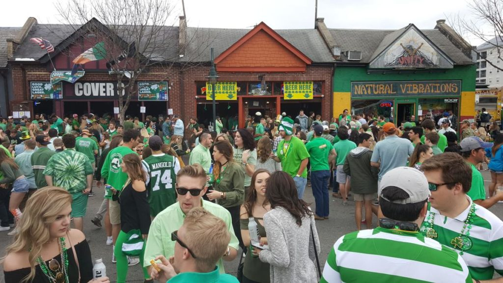 Columbia's St. Pat's in Five Points postponed due to coronavirus fears