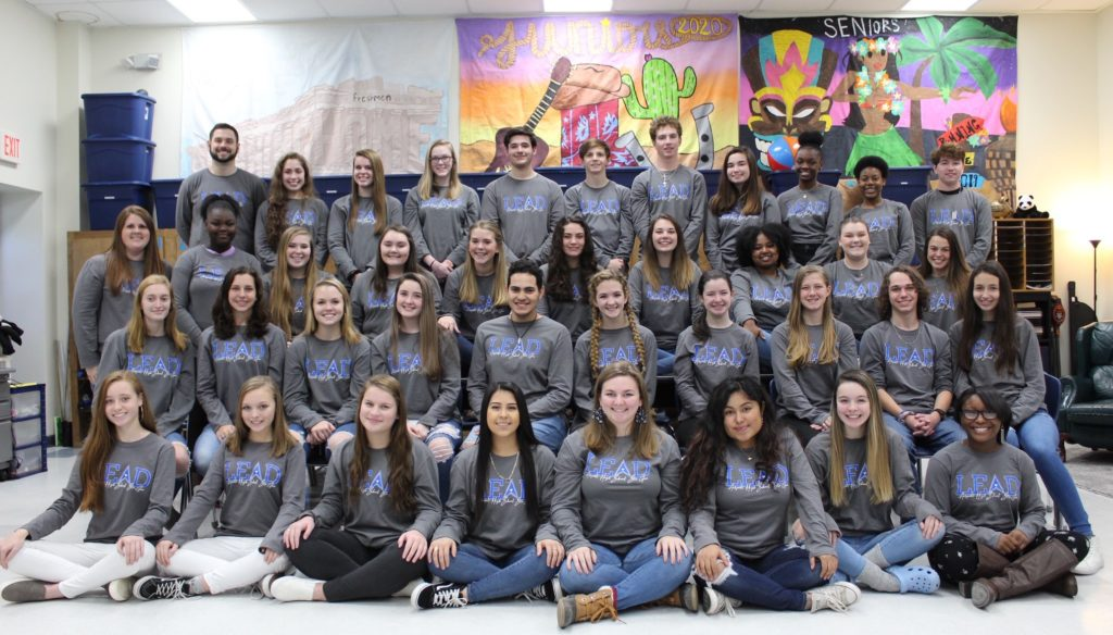 Airport High School's Student Council receives national award for service
