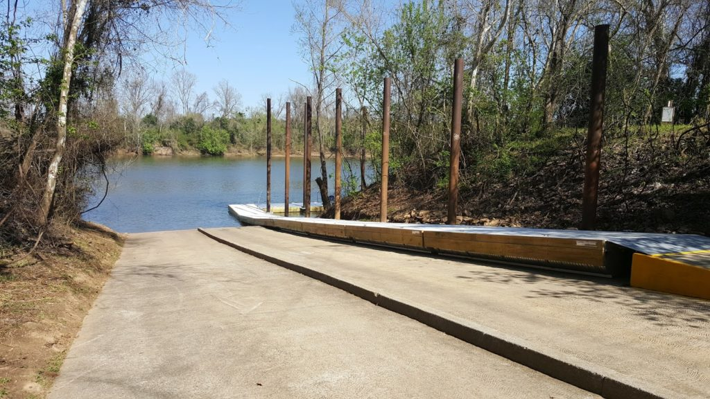 Thomas Newman Boat Landing in Cayce reopened