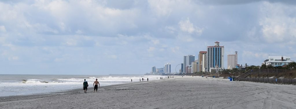 City of Myrtle Beach reopens public beaches