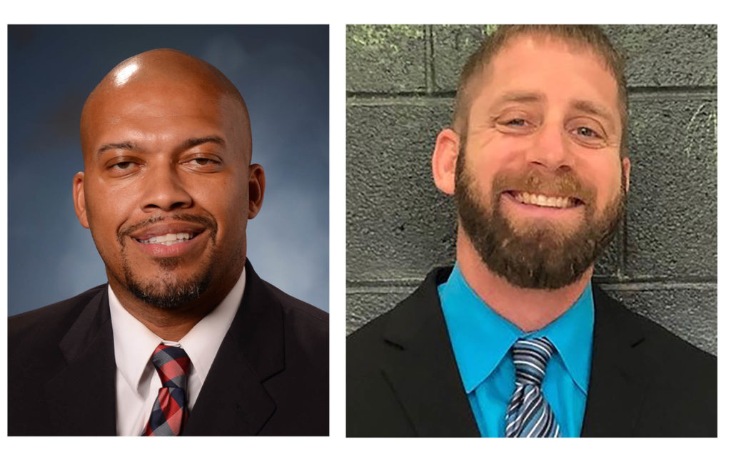 """Chris"" Earl, Matt Schilit named new principals at Airport, and Northside"