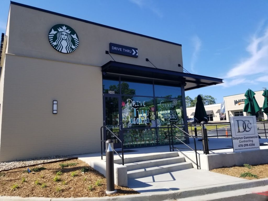 New Starbucks scheduled to open in West Columbia, Friday