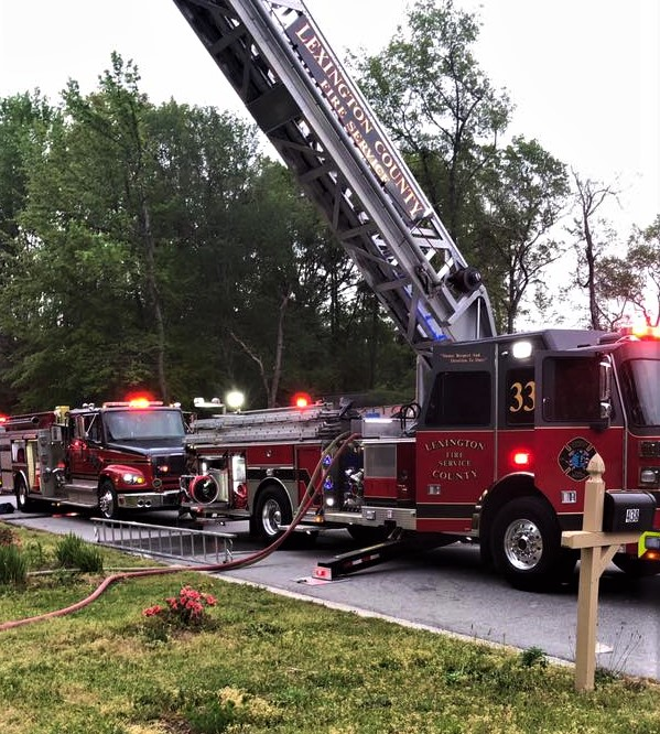 Lexington County mobile home fire results in fatality