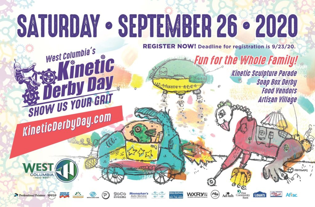 Kinetic Derby Day moved to Sept. 26, participants    preparing