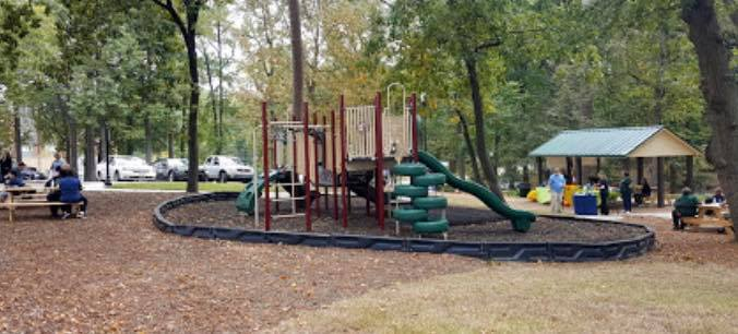 Cayce's Guignard Park is  open
