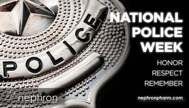 Nephron joins Private Property, U.S. Foods to Honor Lexington County Law Enforcement